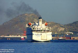 © Μπάμπης Μάρκου MarineTraffic.com